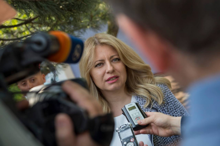 Čaputová: Válaszút előtt állunk