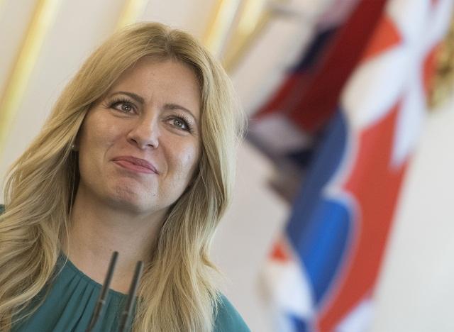 Čaputová fogja képviselni Szlovákiát az ENSZ közgyűlésén