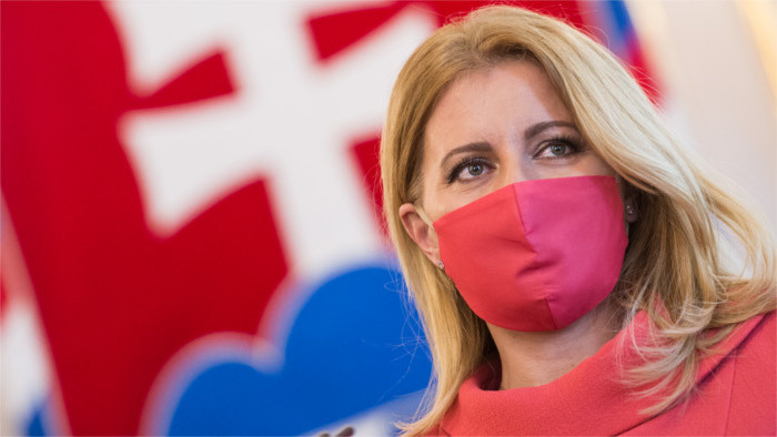 Čaputová: A véleménynyilvánítás nem torkollhat agresszív felszólításokba