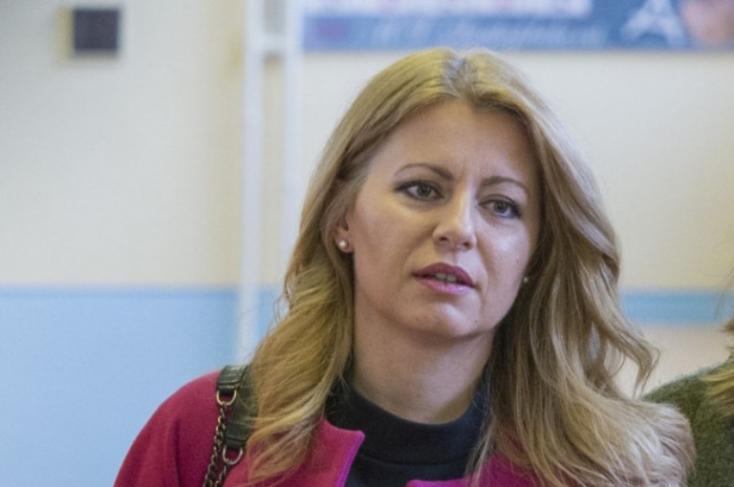 Čaputová nem nevezi ki automatikusan a Legfelsőbb Bíróság elnökjelöltjét