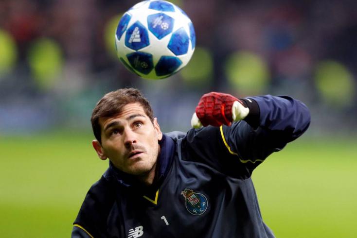Iker Casillas szívinfarktust kapott