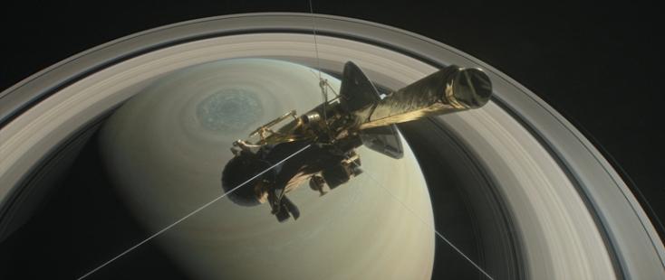 Ma küldi el utolsó képeit a Cassini űrszonda, pénteken pedig véget ér a pályafutása