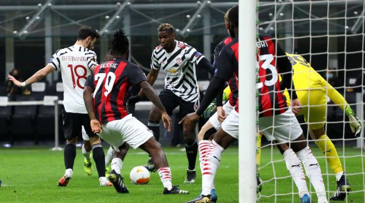Európa-liga: Kiesett az AC Milan és a Rangers
