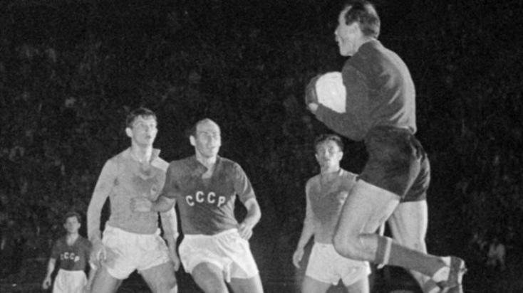 Eb-1960: A Fekete Pók és az élete gólját szerző csatár Eb-aranyat nyert Szovjetuniónak