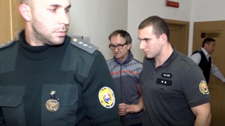 Ötször szúrta le áldozatát a szlovák fickó, de csak nyolc évet kapott