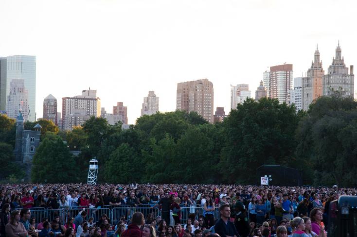 Nagyszabású koncerttel ünneplikazújranyitástNew Yorkban