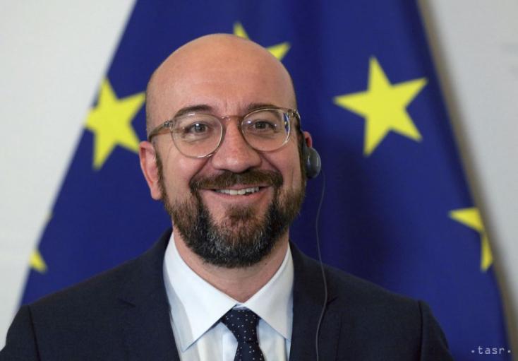 Fel kell venni a harcot azokkal szemben, akik az alapvető értékeket veszélyeztetik, hangsúlyozta az Európai Tanács elnöke