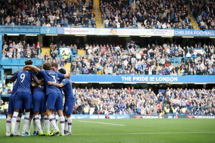 Legfiatalabb kezdőcsapattal is menetel a Chelsea