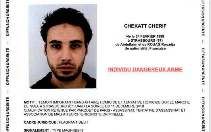 Razziáztak a kommandósok a strasbourgi negyedben, ahol Chérif Chekattnak nyoma veszett