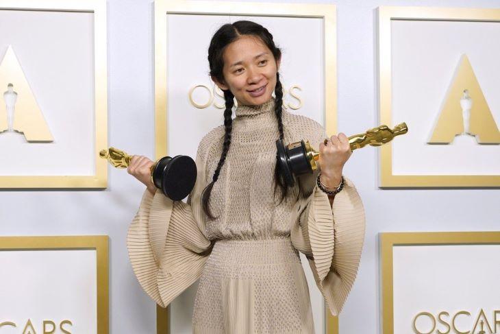 A nomádok földje az idei Oscar-gála legnagyobb nyertese