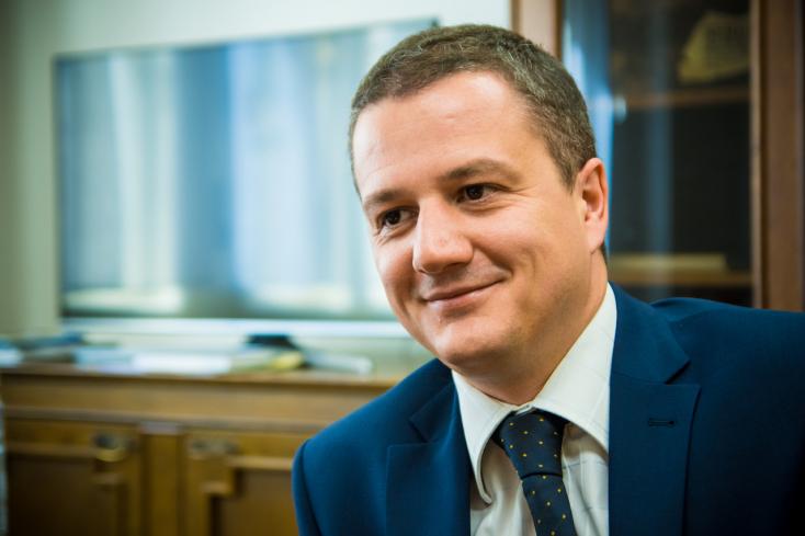 """Rigó Konrád: """"Egy olyan megyében akarok élni, ahol nincsenek titkok a választók előtt"""""""
