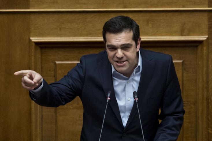 Anarchisták hatoltak be a görög pénzügyminisztérium épületébe