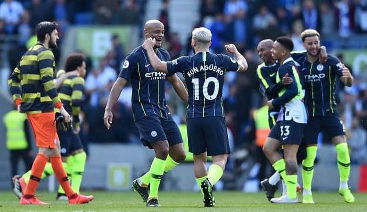 Premier League: Nem botlott a Manchester City, bajnok lett a Liverpool előtt
