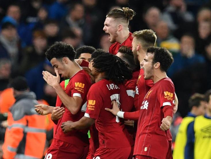 FA Kupa - A Liverpool nyerte a Mersey-parti derbit