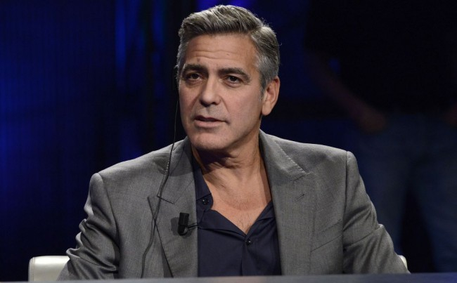 Életműdíjat kap George Clooney