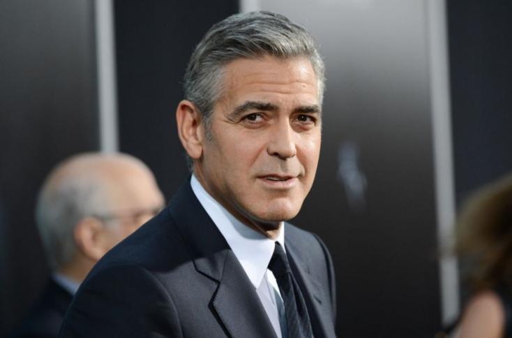 George Clooney újabb filmrendezésre készül