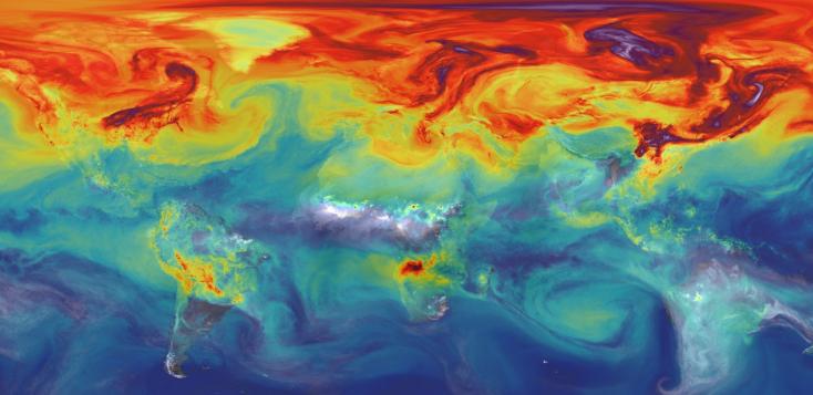 Katasztrófát jósol aszén-dioxid rekordméretű koncentrációja