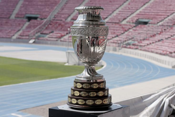 Copa América: Tízcsapatos lesz az idei torna