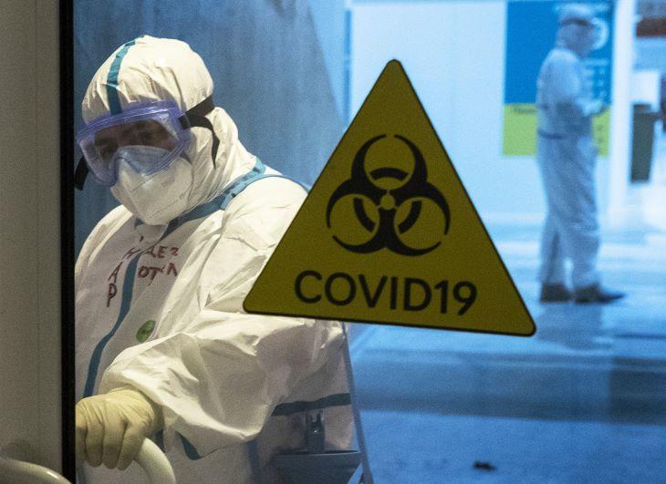 A november elejei szintre csökkent a koronavírusban elhuntyak száma Oroszországban