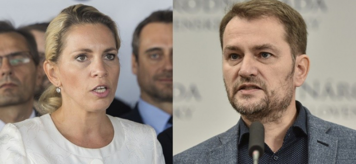 Igor Matovič nem zárta ki, hogy megegyezik a Demokrata Párttal