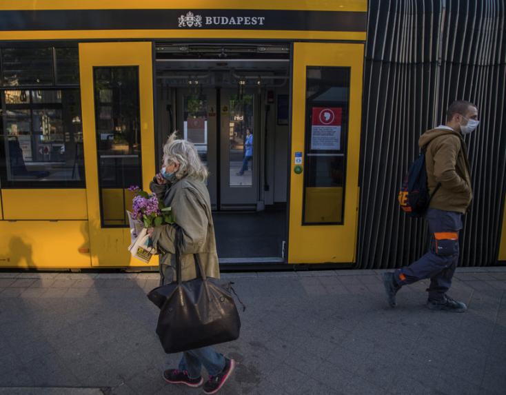 Koronavírus: 193 ember halt meg egy nap alatt Magyarországon