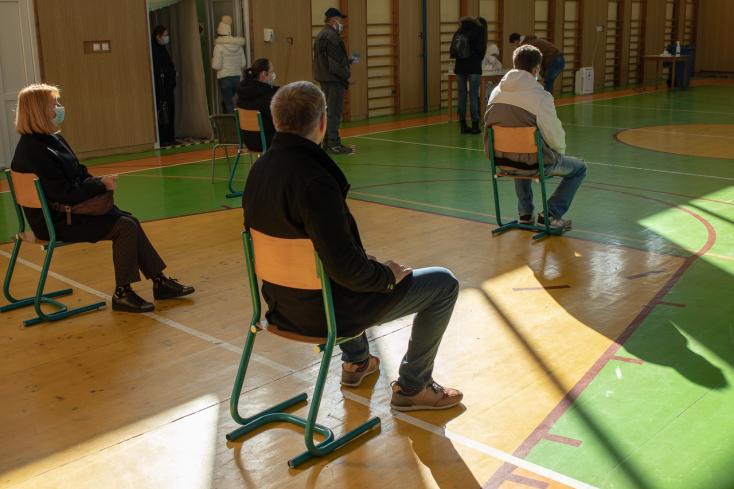 Egy hét alatt 148 százalékkalnövekedett a koronavírusosak száma a Nyitrai kerületegyik járásában