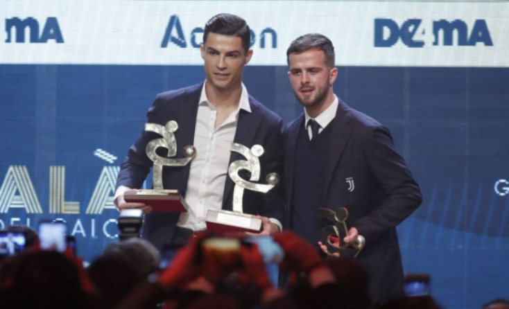 Serie A - Cristiano Ronaldo lett az Év játékosa