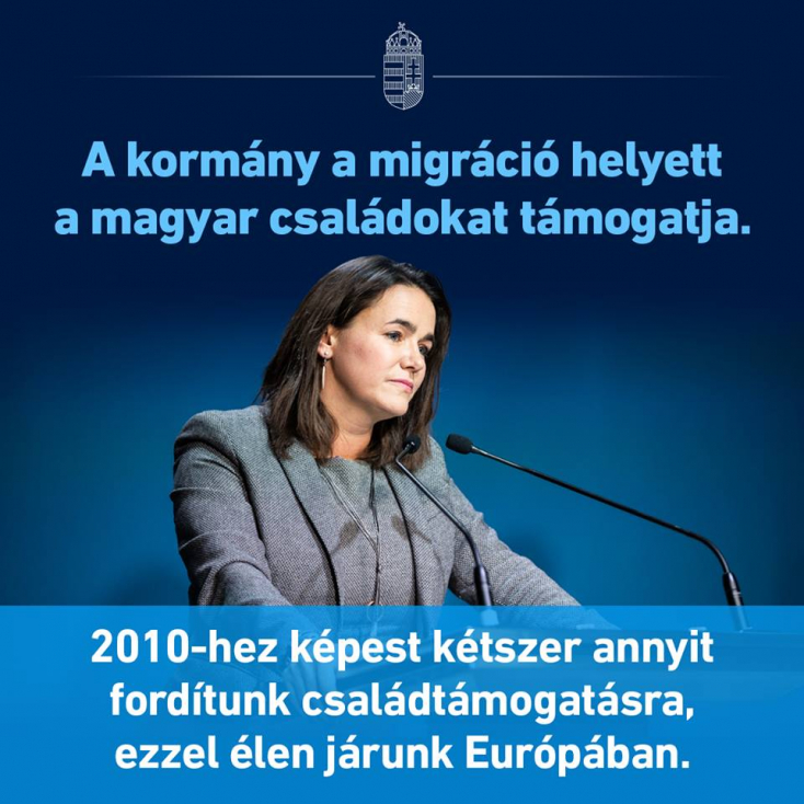 Brüsszel cáfolja, hogy támadná a magyar családok támogatását