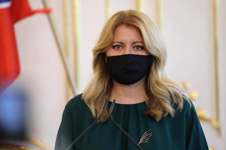 """Čaputová és a vírusszakik mintha beszóltak volna Matovičnak és az """"ő"""" országos tesztelésének"""
