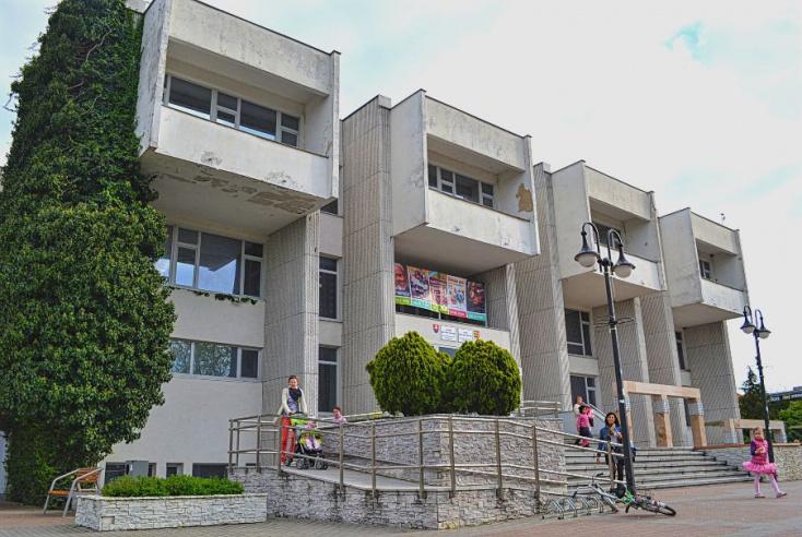 Felújították a dunaszerdahelyi művelődési központ épületének szellőzéstechnikáját