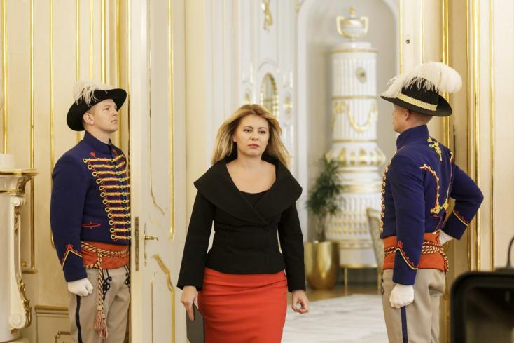 Čaputová szerinta majmocskás miniszterhelyettesnek le kell mondania