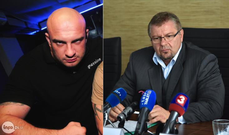 """Csicsait felháborítja, hogy a sajtó kikezdte a """"fiatal, ambiciózus úriembert"""", Cseh Mariánt"""