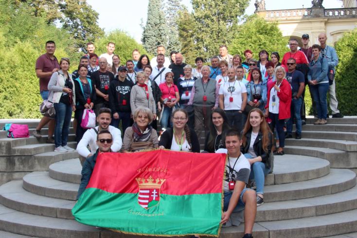Csiliznyáradiak a cseh fővárosban