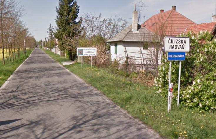 Csilizradványi idős asszonyt csaltak el Győrbe, hogy kirabolják!
