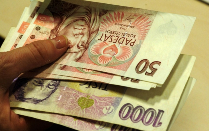 Kevesebb a hamis papírpénz Csehországban
