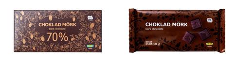 Keserű csokikat von ki a forgalomból a szlovákiai IKEA