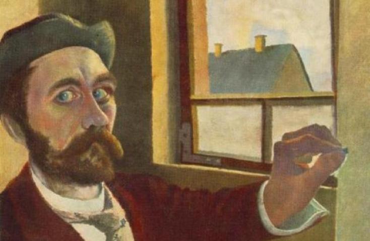 Csontváry Kosztka Tivadar festményeiből nyílt kiállítás szülőhelyén, a kelet-szlovákiai Kisszebenben