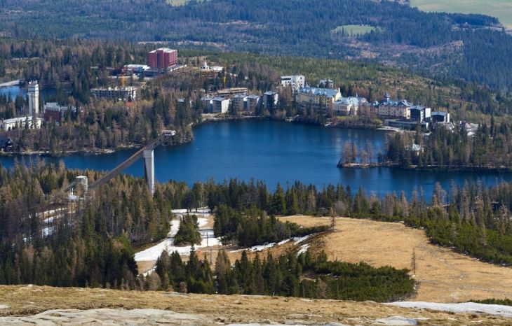 A környezetvédelmi miniszter szerint nagyszabású építkezés nem fenyegeti a Csorba-tó térségét