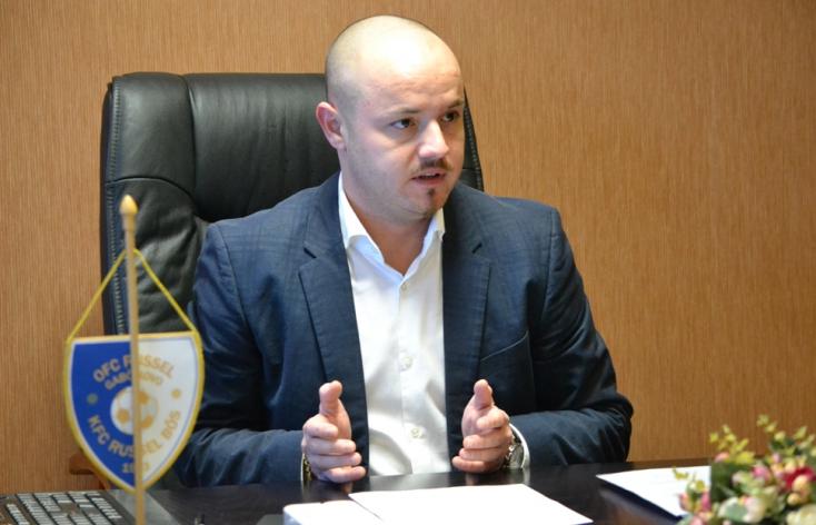 Csörgő: Nem fejezzük be a III. ligát, de a bősi klub nem szűnik meg