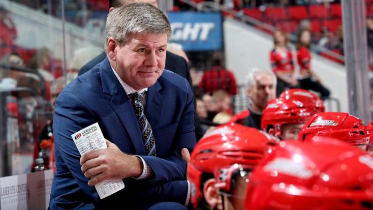 NHL - Távozik a Carolina világbajnok vezetőedzője