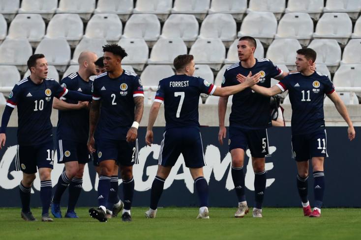 Eb-selejtezők - Skót győzelem Cipruson