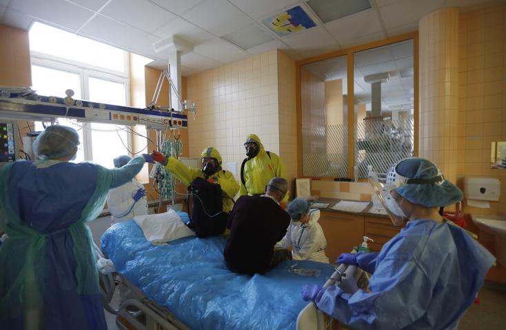 Szlovákia eredményei szembetűnőek, de a V4-ek is jól szerepelnek a világjárvány kezelésében
