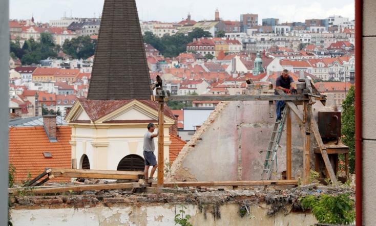 Csehországban egyre nő a külföldiek száma