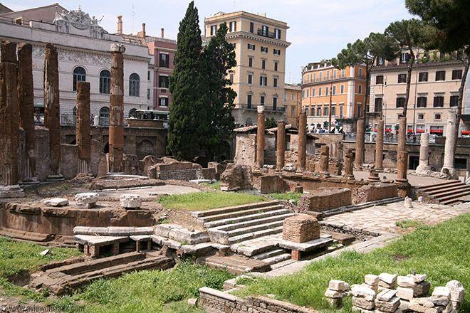 Jövőre látogathatóvá válik Julius Caesar meggyilkolásának helyszíne, az Area Sacra