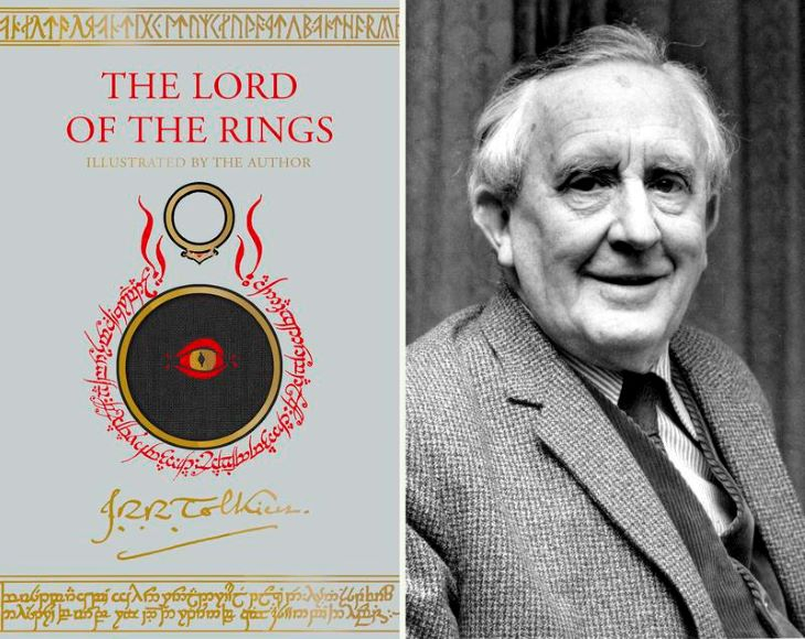 Tolkien rajzaival jelenik meg A Gyűrűk Ura új kiadása