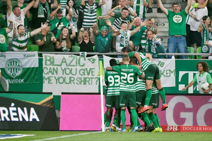 Európa-liga: Tizenöt év után főtáblán a Ferencváros
