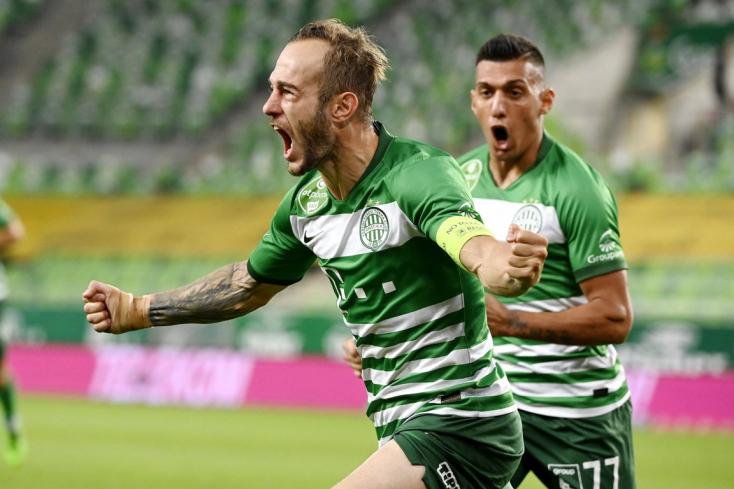 BL-selejtező: A Dinamo Zagrebet is kiejtette a Ferencváros!