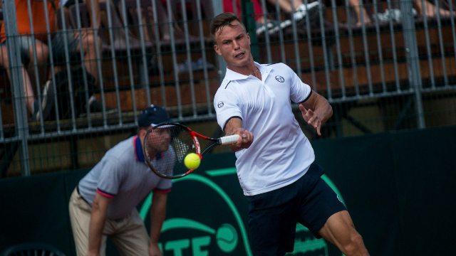 Férfi tenisz-világranglista - Csúcsott állított be a magyar teniszező