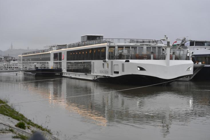 Dunai hajóbaleset: Továbbra is rács mögött marad a a Viking Sigyn kapitánya