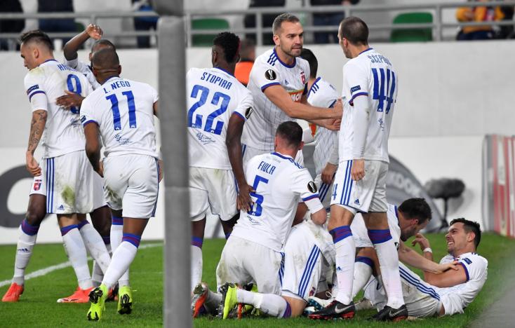 Európa Liga: Újra legyőzte a PAOK-ot, már továbbjutó helyen a Vidi!